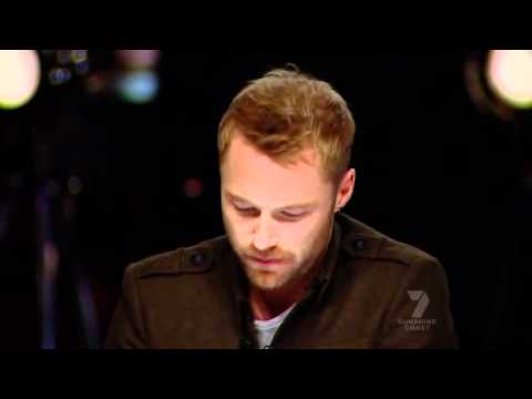 Dean Misdale on The X-Factor Australia
