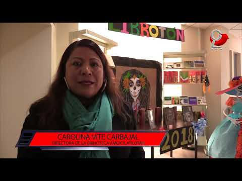Biblioteca Amoxtlatiloyan celebró su quinto aniversario