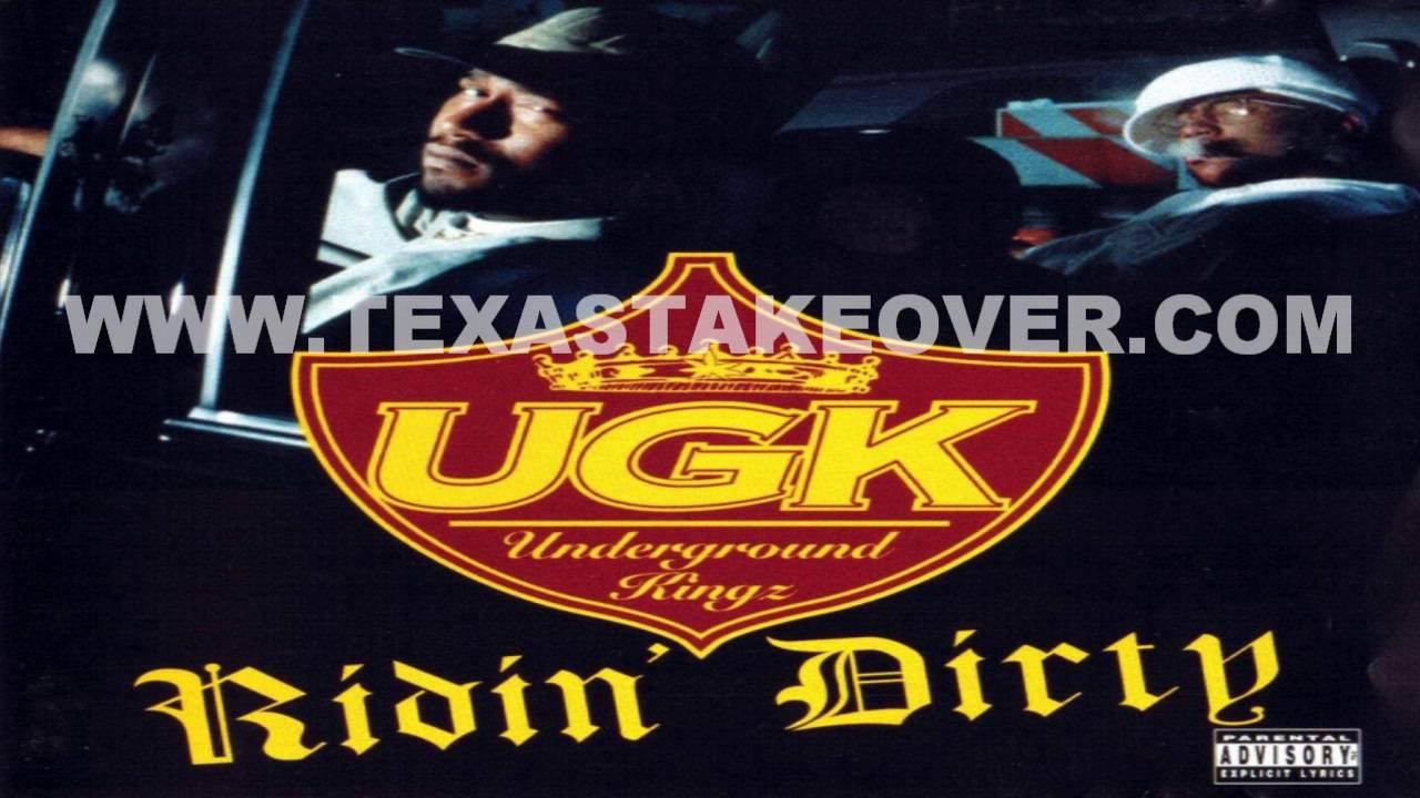 UGK - Ridin Dirty (Full Album) - YouTube