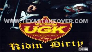 UGK - Ridin Dirty (Full Album)