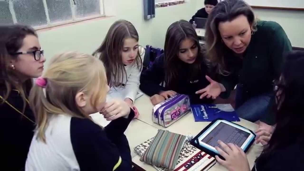 Projeto bilíngue da IENH é finalista do 2º Prêmio RBS de Educação