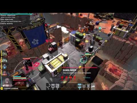Shock Tactics Gameplay Trailer thumbnail