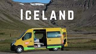 Happy Campers, Iceland