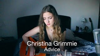 Christina Grimmie - Advice (Sara Rose Tribute)