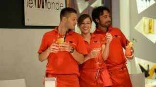 preview picture of video 'Spot radio del Le Monde'