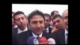 preview picture of video 'Grup BşkV Ahmet Aydın ve Milletvekilleri ile Adıyaman'a Gelen Hüsrev Kutluyu Onbinler Karşıladı'