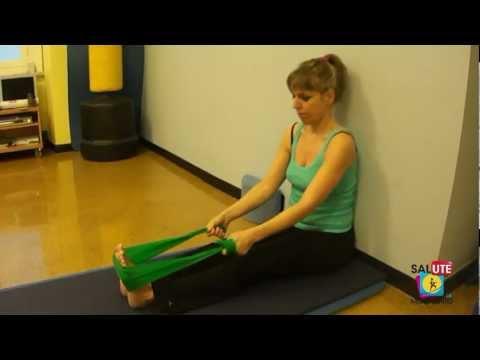 Raddrizzamento di un massaggio di portamento