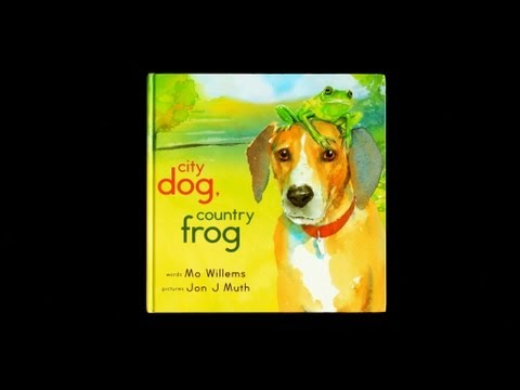 "Mo Willems Music Video: a ""City Dog, Country Frog"" adaptation, titled ""When the Seasons Change"""