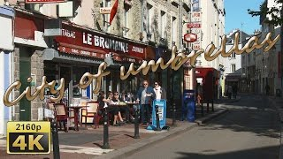 preview picture of video 'Cherbourg, Normandy - France 4K Travel Channel'