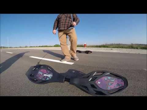 waveboard Gopro high speed