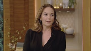 Diane Lane Talks About Her House Of Cards Character