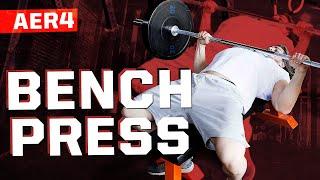 Bench Press Nasıl Yapılır? BU HATAYI YAPMA Göğsünü Geliştir! | AER #4 (2018)