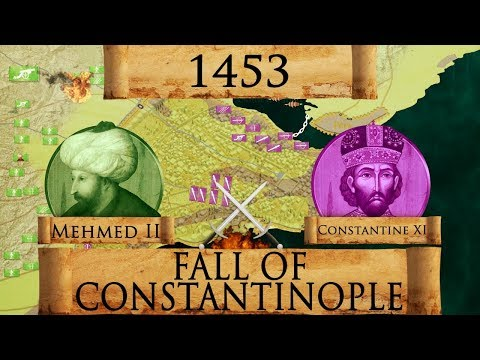 History Lesson: The Fall of Constantinople