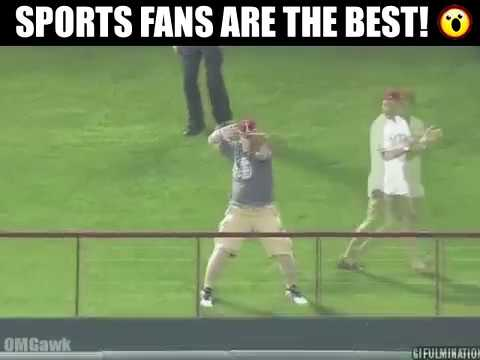 Sports Fans Are Crazy! Compilation