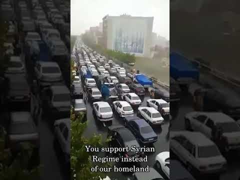 """""""Down With Islamic Republic""""-Distressed Iranian Woman Whose Fed Up With The Regime"""