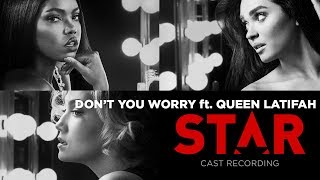 """Don't You Worry"" (feat. Queen Latifah)"