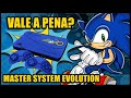 Master System Evolution: Vale A Pena review Do Console