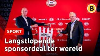 PSV heeft een nieuwe deal met Philips tot 2031 | Omroep Brabant