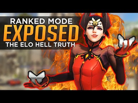 Overwatch: The TRUTH About Elo Hell - Ranked Mode EXPOSED!