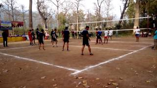preview picture of video 'Rotaract Butwal South Volley Ball'