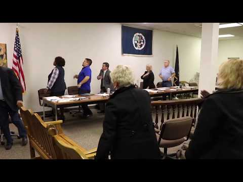 Monessen Council Meeting 11-25-2019