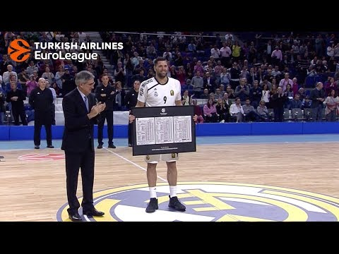 Reyes is the EuroLeague's new king of games played