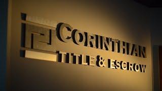 Corinthian Title & Escrow: Tom Seitz