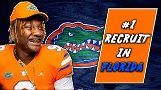 Florida Gators #1 Recruit Is An ABSOLUTE MONSTER L Sharpe Sports