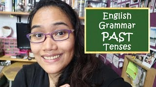 Grade 6 English | Past Tense | Team Lyqa