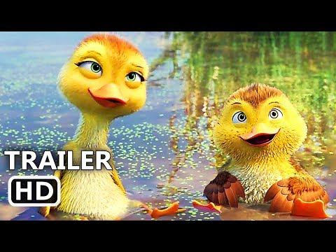 DUCK DUCK GOOSE Official Trailer (2018) Zendaya, Animation Movie HD