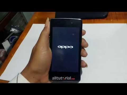 Video Cara Flash OPPO JOY R 1001 dengan SP FlashTool
