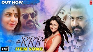 RRR First Video Song | Ajay Devgn | Alia Bhatt | RRR | Ram Charan | Rajamouli, RRR Songs, RRR Look