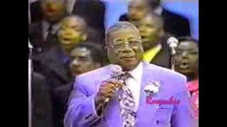 """""""I Know The Lord Will Make A Way""""- Eugene Smith"""