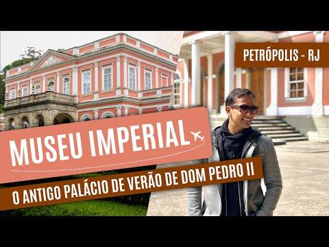 Vamos visitar o Museu Imperial em Petrópolis?
