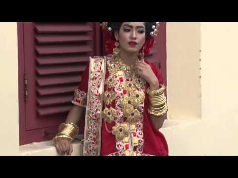 Video Baju Bodo, Baju Adat Bugis-Makassar - #1Sulsel