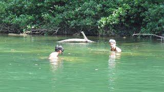 Increible Pesca Con Arpones Caseros Económicos Muy Efectivos