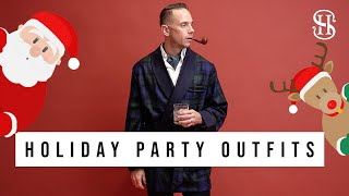 What To Wear To A Holiday Party | 5 Christmas Party Outfit Ideas