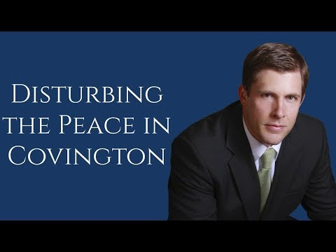 Covington Disturbing the Peace Lawyer | Disturbing the Peace in Slidell | Barkemeyer Law Firm