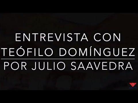 Entrevista a Teófilo Dominguez - Pregonero 1986