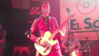 "Chuck Prophet & The Mission Express - ""Automatic Blues"". Madrid, Sala El Sol, 01/10/2014"