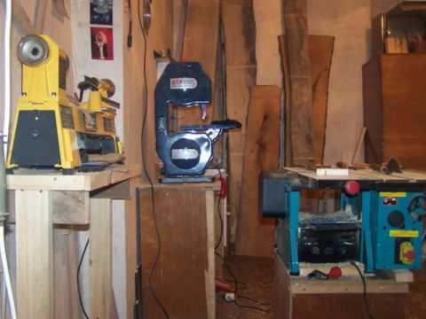 Творческая мастерская   резьба по дереву, процесс работы