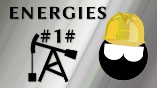 Energies -1- Le pétrole