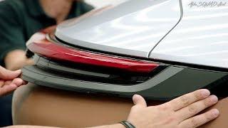 2020 Porsche 911 (992) – CLAY MODEL and DEVELOPMENT DOCUMENTARY