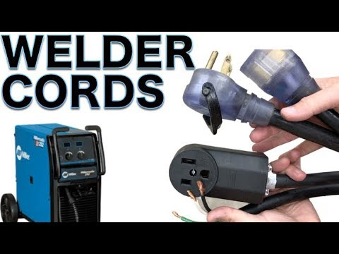 Wiring a 220v Welder Electrical Extension Cord -  Quick/Simple - But is it safe?