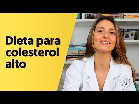 Imagem ilustrativa do vídeo: Dieta para COLESTEROL ALTO