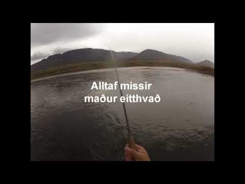 Autum fishing in iceland for Sea-Trout and Artic-Char