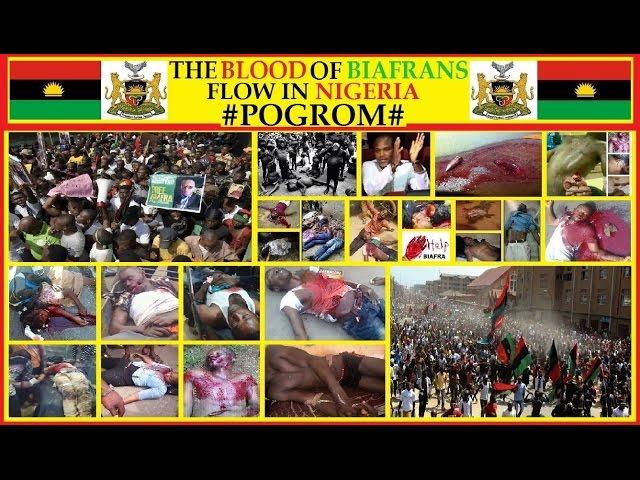Pro Biafra Aba massacre