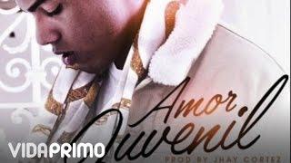 Amor Juvenil (Audio) - Myke Towers  (Video)