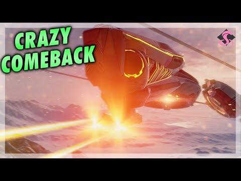 CRAZY Comeback in 6-Man Warzone! - Halo 5: Guardians