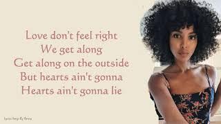 Arlissa   Hearts Ain't Gonna Lie (Acoustic) | Lyrics Songs